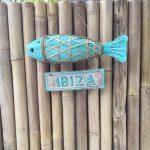 Fisch_Türschild_Ibiza