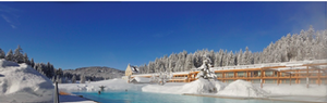 Yoga mit high balance im Hotel Kranzbach - Winter