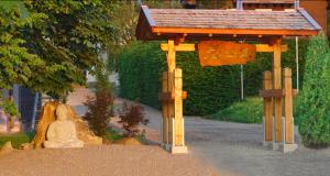 Zen Kloster high balance